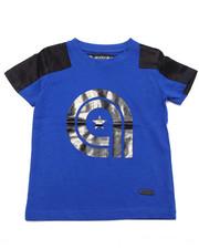 T-Shirts - NYLON YOKE AKA TEE (2T-4T)