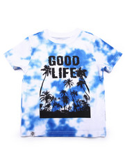 Sizes 4-7x - Kids - GOOD LIFE TIE DYE TEE (4-7)