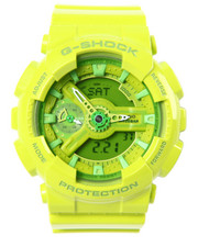 Men - Glossy Neon Green Gmas-110 - G Shock S Series Watch