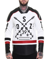 Shirts - S Q Z L/S Hockey Jersey