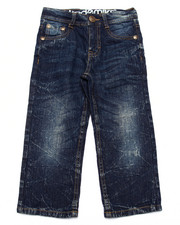 Bottoms - ACID WASH JEANS (4-7)