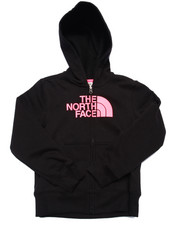 The North Face - HALF DOME FULL ZIP HOODIE (5-16)