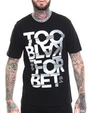 T-Shirts - Too Blak Tee