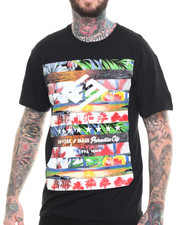 Men - Tropic Stripe T-Shirt