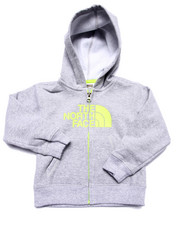 The North Face - LOGOWEAR FULL ZIP HOODIE (2T-4T)