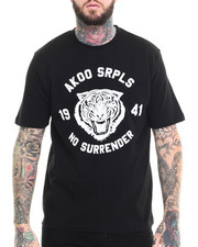 Shirts - Surrender Tee