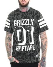 Shirts - Springfield Camo Grizzly Bowl Tee