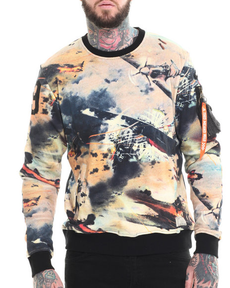 Akoo Pullover Sweatshirts