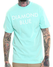 Shirts - Diamond Blue Tee