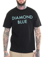 T-Shirts - Diamond Blue Tee