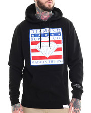 The Skate Shop - Made In The USA Pullover Hoodie