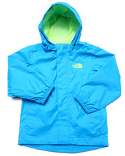 Light Jackets - TAILOUT RAIN JACKET (2T-4T)