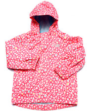 The North Face - PRINTED TAILOUT RAIN JACKET (2T-4T)