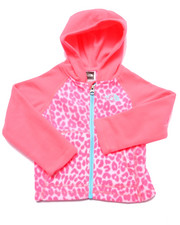 The North Face - GLACIER FULL ZIP HOODIE (2T-4T)