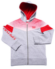 Sizes 4-7x - Kids - HALF TONE FULL ZIP HOODY (4-7)
