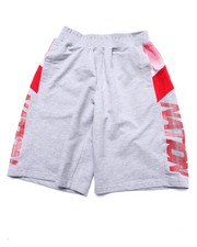 Bottoms - HALF TONE KNIT SHORTS (8-20)