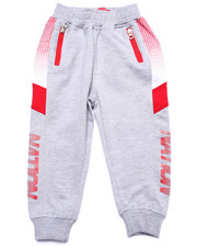 Sweatpants - HALF TONE SWEAT PANTS (2T-4T)