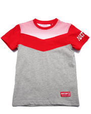 Sizes 4-7x - Kids - HALF TONE CUT & SEW TEE (4-7)