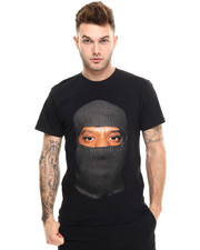 Short-Sleeve - CAJAZ M - Jay-Z Mask Tee