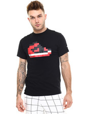 Shirts - Pixel kicks Tee