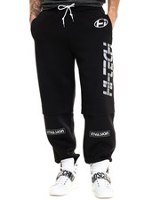 Sweatpants - hi-tech training pants