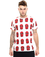Shirts - Notorious B.I.G. Mask All over Tee