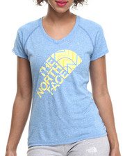 Women - Short Sleeve Zig Reaxion V-Neck Tee