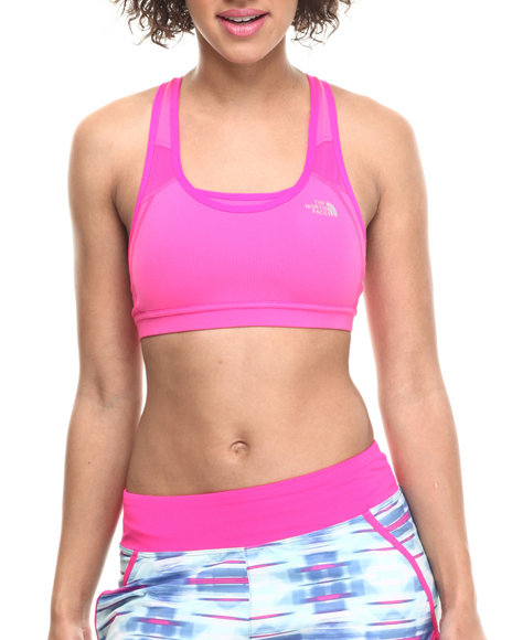 Ur-ID 215364 The North Face - Women Pink Stow-N-Go Ii Bra