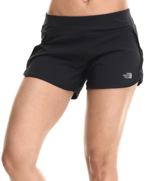 Ur-ID 215369 The North Face - Women Black Flash Dry Tech Running Short