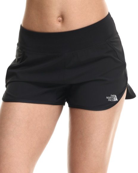 Ur-ID 215372 The North Face - Women Black Eat My Dust Breathable Short