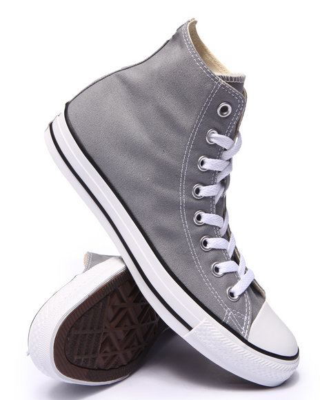 Converse - Men Light Grey Chuck Taylor Hi Specialty