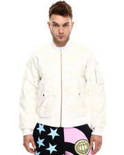 Jackets & Coats - all star patched candy jkt