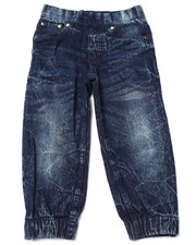 Bottoms - ACID WASH JOGGERS (4-7)