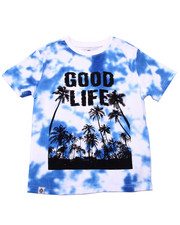 Boys - GOOD LIFE TIE DYE TEE (8-20)