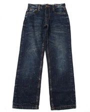 Bottoms - ACID WASH JEANS (8-20)