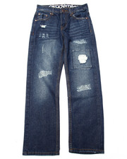 Bottoms - RIP & REPAIR JEANS (8-20)