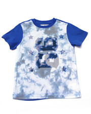Boys - SUBLIMATION TEE W/ MESH OVERLAY (4-7)