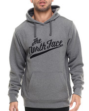 The North Face - Retro Script Pullover Hoodie