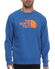 The North Face - Half Dome Fleece Crew Sweatshirt