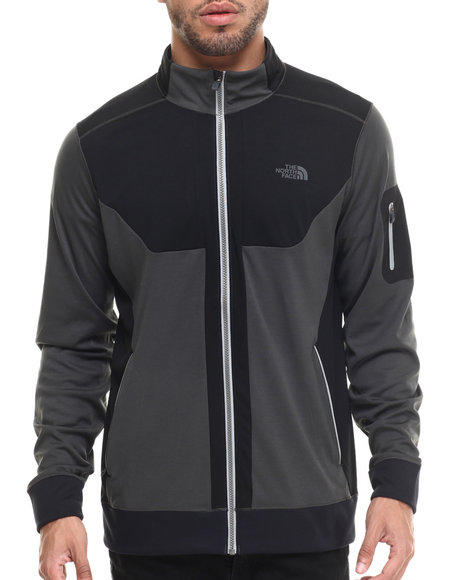 The North Face - Men Grey Ampere Jacket