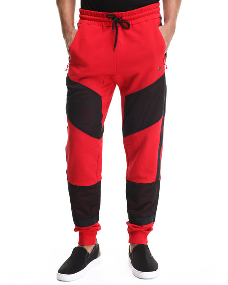 Rocksmith - Men Red Shinobi Jogger