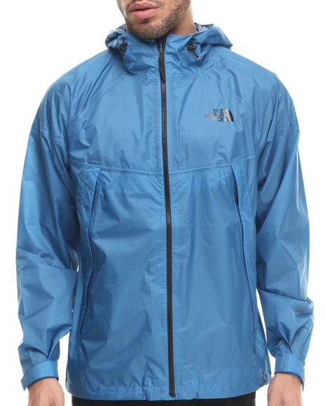 The North Face - Men Blue Cloud Venture Jacket