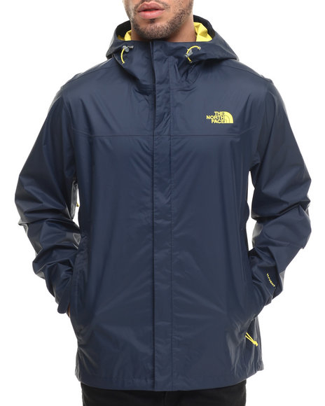 The North Face - Men Dark Blue Venture Jacket