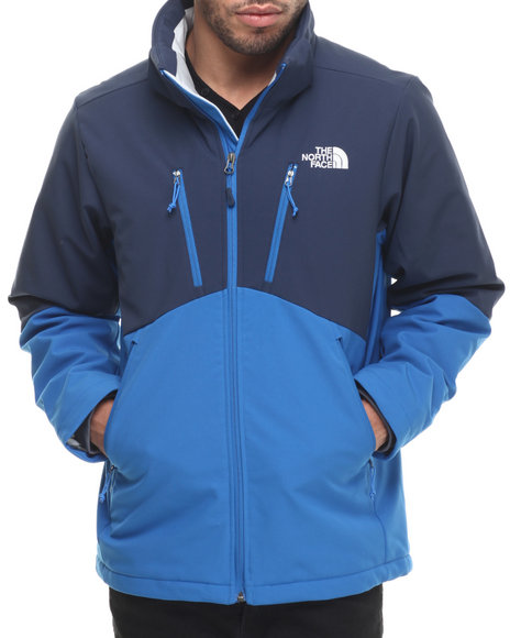 Ur-ID 215436 The North Face - Men Blue,Navy Apex Elevation Jacket