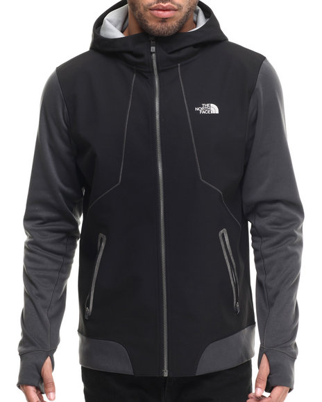 Ur-ID 215438 The North Face - Men Black Kilowatt Jacket