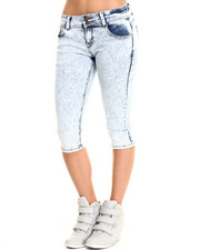 Basic Essentials - Skinny Super Star Capri