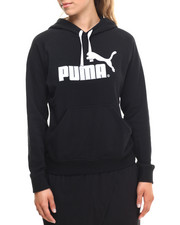 Puma - French Terry Logo Hoody