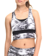 Tops - Clash Crop Top