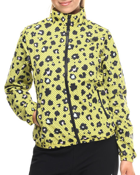 The North Face - Women Yellow Penelope Jacket