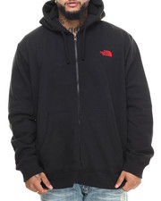 The North Face - EMB Logo Full Zip Hoodie (B&T)